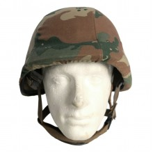 South African SAPHI Kevlar Helmet