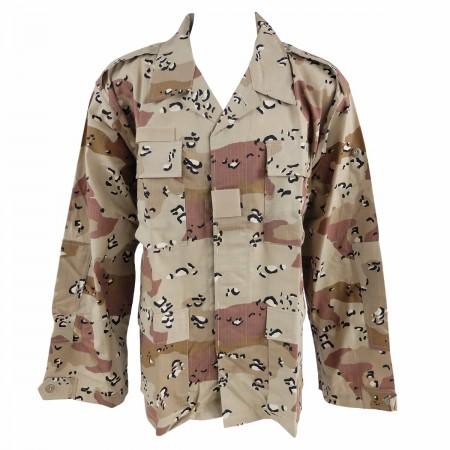 "Mauritanian ""Choc Chip"" Shirt"