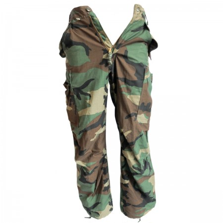 US Woodland M-65 Trouser