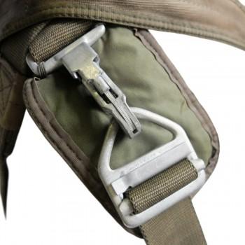 US Parachute Harness Plus Chute Bag