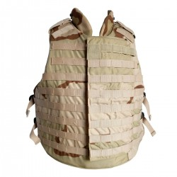 US Tri-Color Interceptor Vest