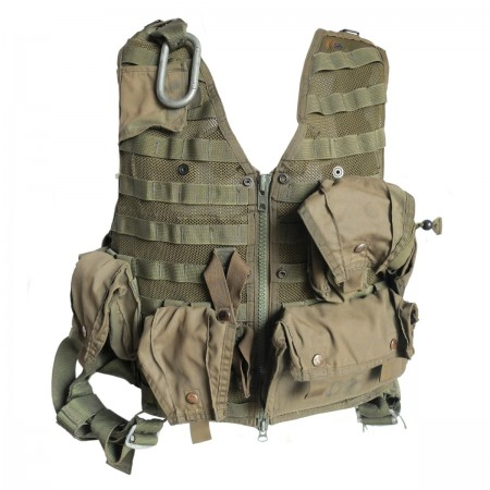 Apache Pilot Survival Extraction Vest