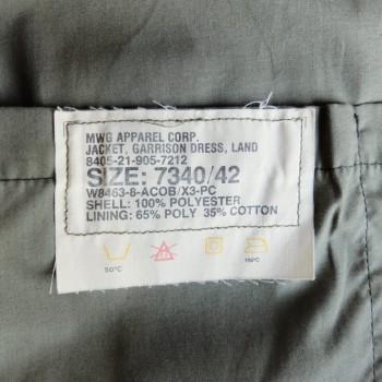Canadian Garrison Jacket