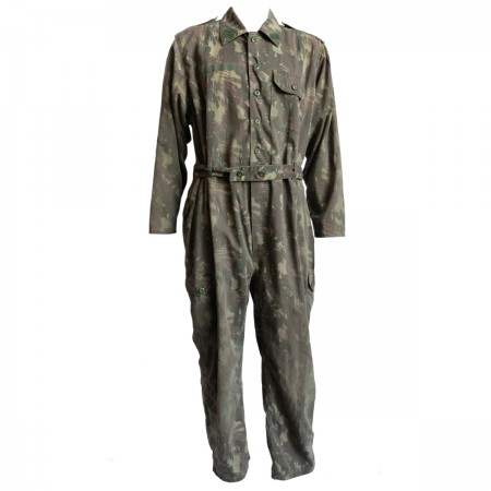 Brazilian Lizard Pattern Coveralls