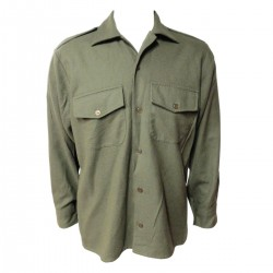 New Zealand Wool Shirt