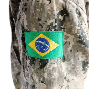 Brazilian National Police Jacket