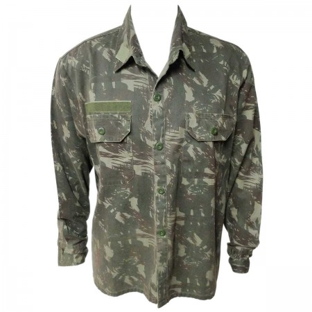 Brazilian Lizard Camo Shirt