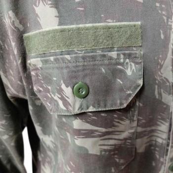 Brazilian Lizard Camo Shirt
