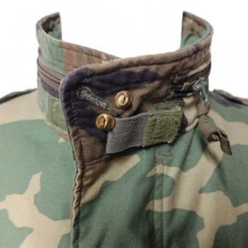 US Woodland M-65 Field Jacket