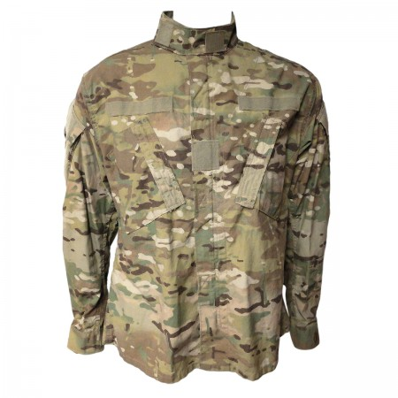 US Multicam Crew Combat Shirt
