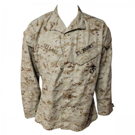 USMC MARPAT Digicam Blouse