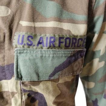 USAF Woodland Camo Blouse