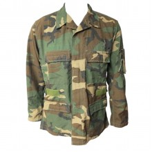 US Aircrew Woodland Combat Shirt
