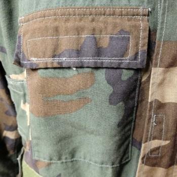 US Aircrew Woodland Combat Shirt