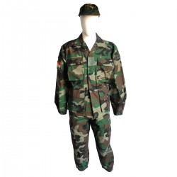 Peshmerga Woodland BDU Jacket & Trousers