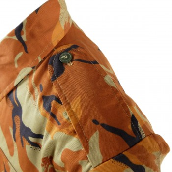 Sultan of Oman Special Forces Orange DPM Shirt