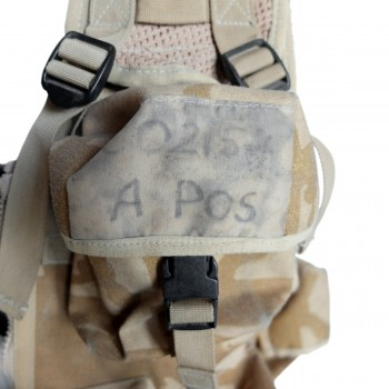 British Desert GP Ops. Vest