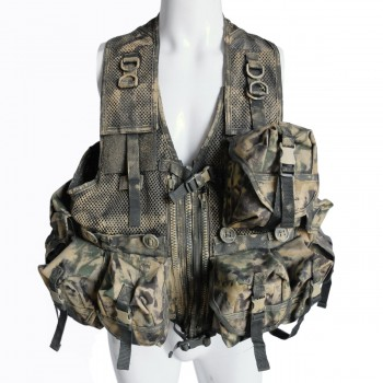 British Artkis Customized Assault Vest