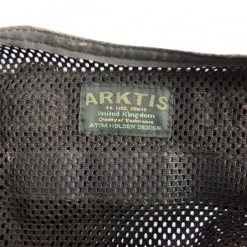 British Artkis Customised Vest