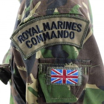 Royal Marine Fleet Protection Smock