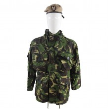 DPM Windproof Smock/SAS Beret Set