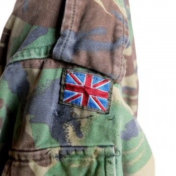 British DPM Para Smock