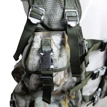 Custom Painted Assault vest