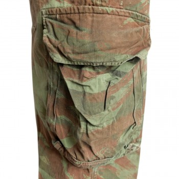 "French Algerian  ""Lizard"" Trousers"
