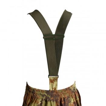 Italian Vegetato GoreTex Trousers