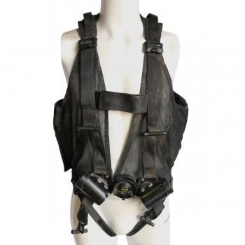 Schroth Chopper Door Gunner Harness