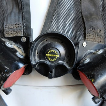 Schrith Chopper Door Gunner Harness