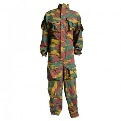 Belgian Jigsaw Coverall