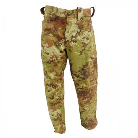Italian Vegetato Trousers