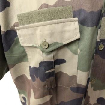 French CE Camo Shirt