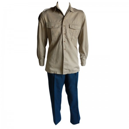 Dutch Marine Korps Shirt & Trousers