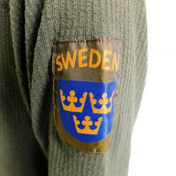 Swedish Cold Weather Shirt