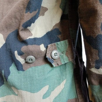 Dutch Marines UN Woodland BDU Shirt