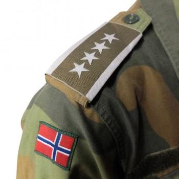 Norwegian General's Uniform Set