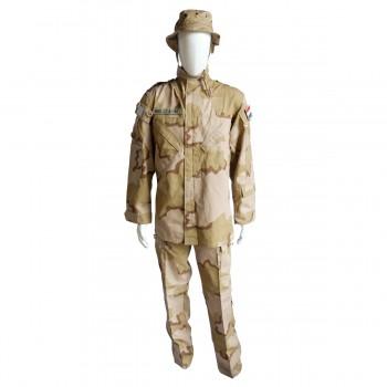 Dutch SF Tri-Colour Combat Uniform