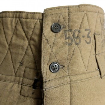Soviet Winter Trousers
