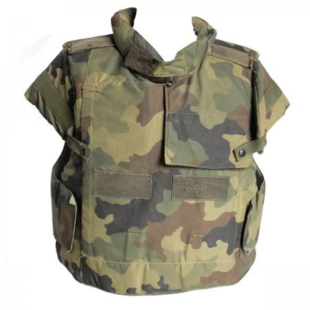 Serbian Flak Vest