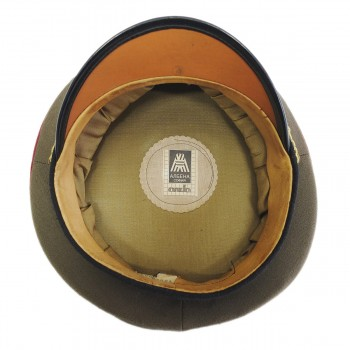 Bulgarian Artillery Officer's Hat