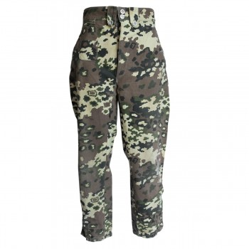 WW2 Reproduction German Blurred Edge Camouflage Trousers