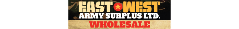 East West Army Surplus Ltd. Wholesale